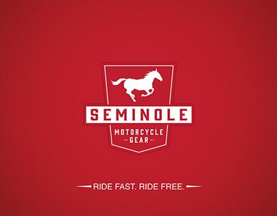 Seminole Motorcycle Gear Rebrand