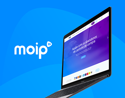 Moip Website Redesign