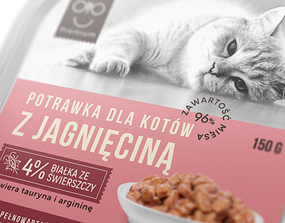 ONTO cat food
