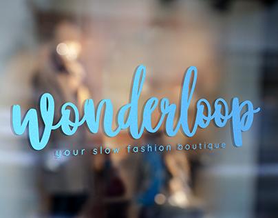 Wonderloop - Logo, Charte Graphique, Illustrations