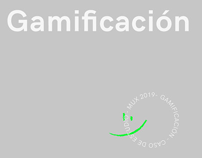 Gamification - case study. mUX