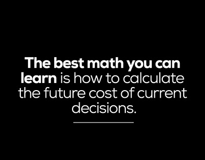 The best math you can learn