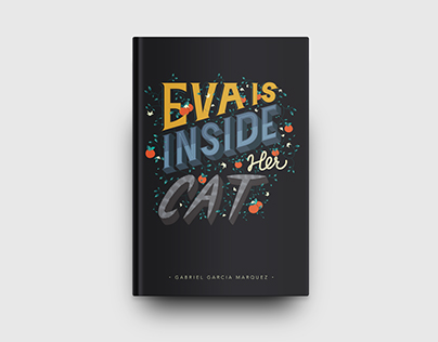 Eva is Inside Her Cat - Book Cover