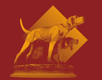 戊戌 狗年 2018 The Year of The Dog