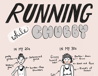 Running while Chubby