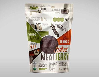 Sweet Meat Jerky