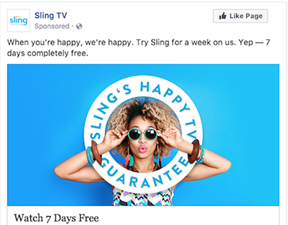 Happy TV Guarantee