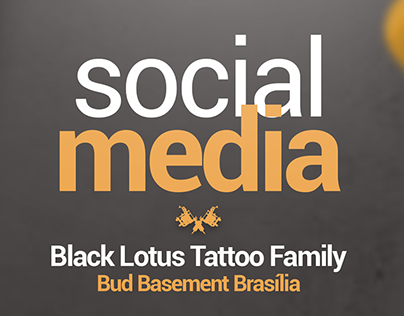 Social Media - Black Lotus Tattoo Family