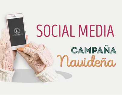 Social Media I Campaña Navideña