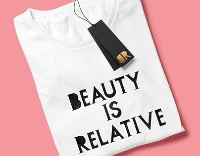 BEAUTY IS RELATIVE