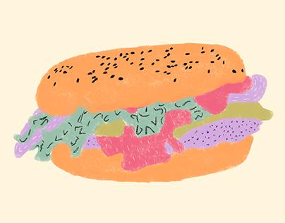 Bogota's Best Burgers