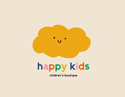 Premade Kids Apparel logos