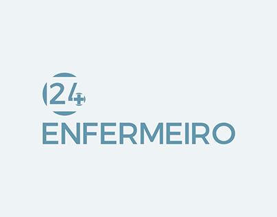 Enfermeiro 24 - Branding