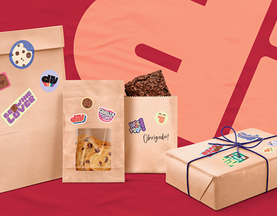 DIV Brownies & Cookies - Redesign