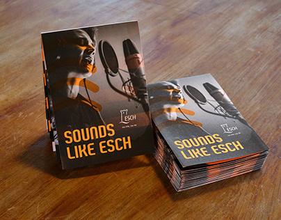 Sounds like Esch