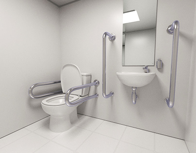 baños para hospital