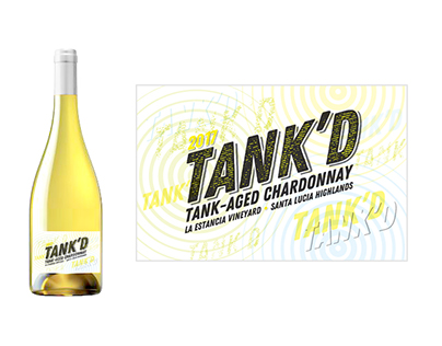 Brand Refresh & Packaging: TANK'D