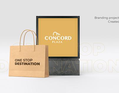 Concord Plaza | Branding