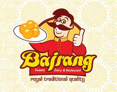 Bajrang Logo & Packaging Designs!
