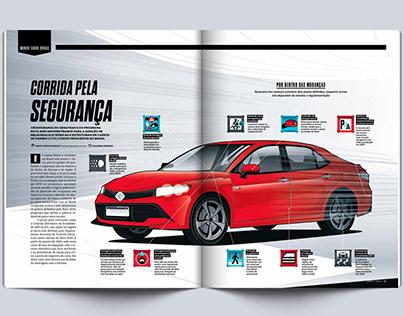 Corrida pela segurança (AutoEsporte Magazine)