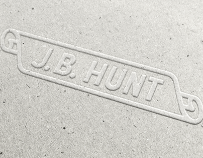 J.B. Hunt Rebrand
