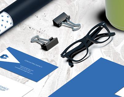 Coance Group // Corporate & Brand Identity