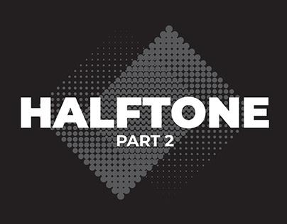 60 Vector Halftones. Part 2