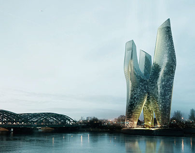 eVolo Highrise competition