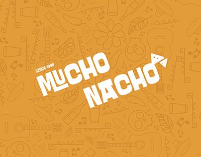 Mucho Nacho- comida mexicana