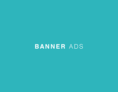 Digital Banner Ads