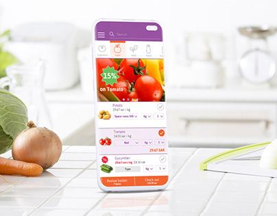Freshvery App