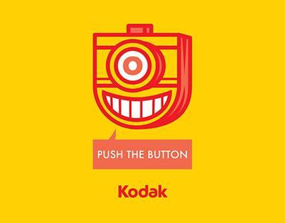 Kodakbrand character design