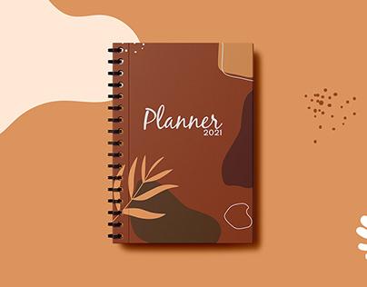 Planner 2021 - Identidade Visual