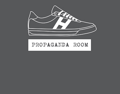 Propaganda Room Graphic Design