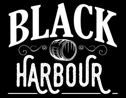 Black Harbour Logo redesign