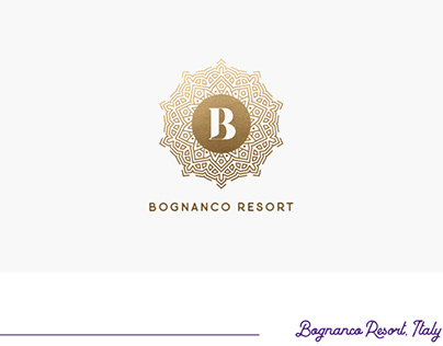 Bognanco Resort Brand Identity