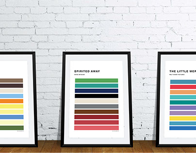 Poster Design - The Colors of