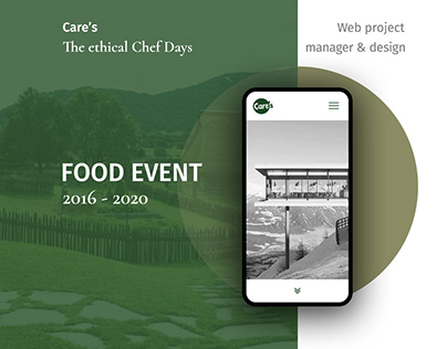 Care's - Web project manager & design