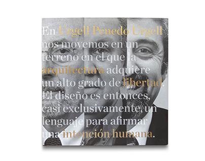 URGELL-PENEDO-URGELL 60 años de arquitecturas