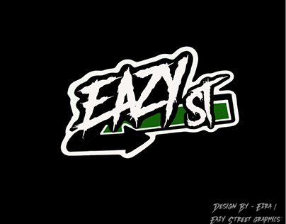 "Eazy Street ""Signage"" illustration"
