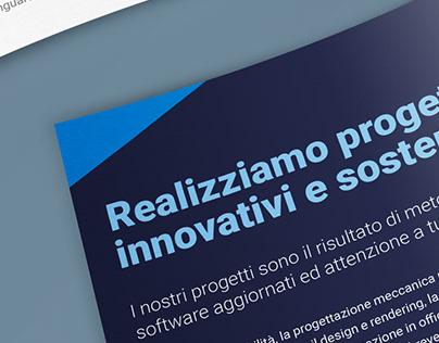 Sidep Brochure Design