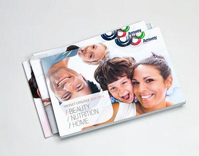 Amway Product Catalogue 2013/2014