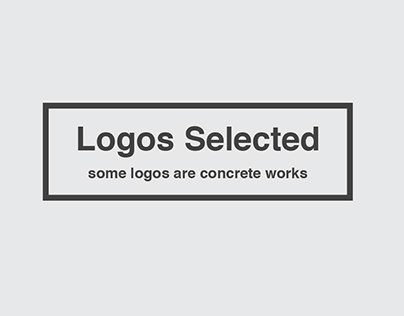Logos selected since 2005