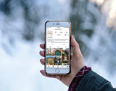 Sorenson's Resort Social Media Portfolio