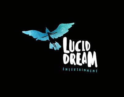 Lucid Dream Entertainment Branding