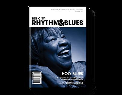 Big City Rhythm & Blues Editorial