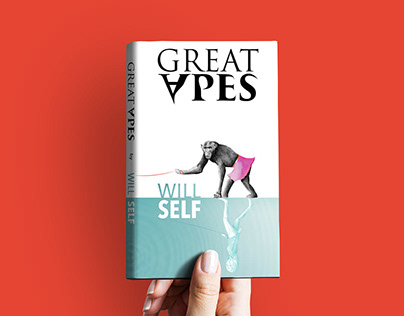 Great Apes book covers