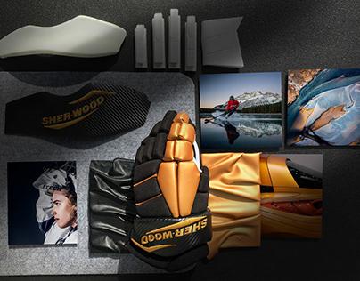 Magma Pro Hockey Glove
