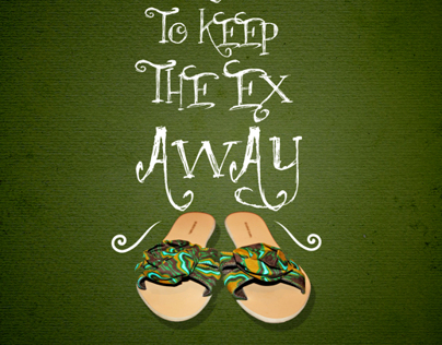 Slippers By Kene