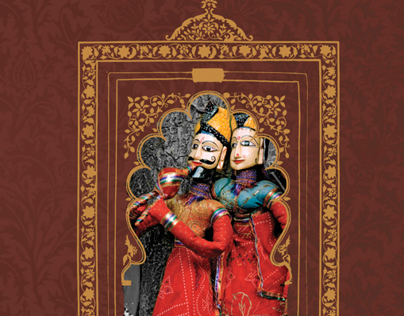 Coffee  Table Book for Department of Tourism, Rajasthan
